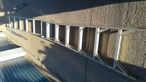 Aluminum Ladder / Extension (10 ft or 20 ft reach)