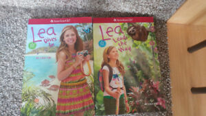 2 American Girl chapter books. Lea Clark books 1 and 2
