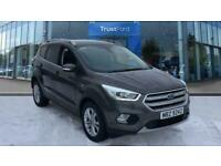 2017 Ford Kuga 2.0 TDCi Titanium 5dr 2WD - PART LEATHER UPHOLSTERY, DUAL ZONE CL