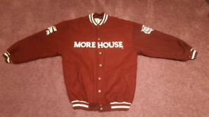 MOREHOUSE COLLEGE WOOL JACKET size XL