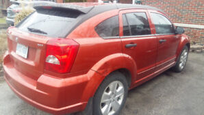 2008 dodge caliber 2.0 l. Front wheel drive
