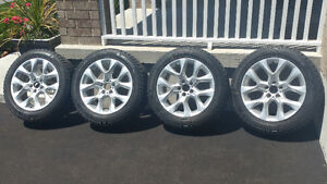 SOLD! GENUINE BMW X5, X6, E70 / 71 WHEELS AND TIRES LIKE NEW 99%