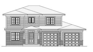 New Construction In Moncton's North End Liberty Estates