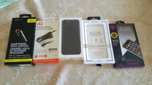 iPhone 7 / 8 / 6/6S  Case /glass screen protector accessories