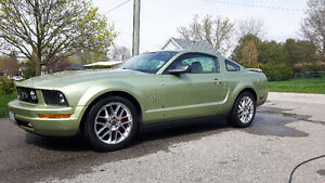 2006 Ford Mustang Pony edition Coupe