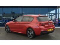2018 BMW 1 Series 116d M Sport Shadow Edition 5dr Diesel Hatchback Hatchback Die