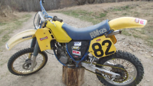 1985 Suzuki Bike For Sale