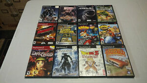 Playstation 2 games PS2 $10 each