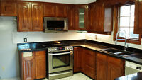 Kitchen Cabinet Painting/Refinishing/Refacing.
