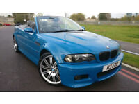 2003 BMW M3 3.2 Convertible +++VERY RARE/SOUGHT AFTER COLOUR+++