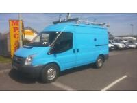 Ford Transit 2.2TDCi Duratorq ( 115PS ) 330M ( Med Roof ) 330 MWB