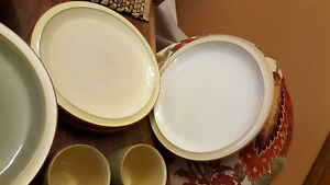 Denby (made in UK) Fire collection dining ware Kitchener / Waterloo Kitchener Area image 5