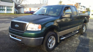 2007 FORD F150 XLT CAMIONNETTE 4X4