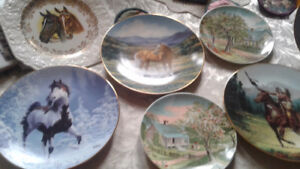 COLLECTIBLES PLATES & MORE