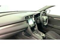 2018 Honda Civic 1.0 VTEC Turbo SR CVT (s/s) 5dr Hatchback Petrol Automatic