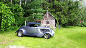 for sale 1933 ford Roadster.
