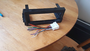 90s chevy wiring harness and mounting plate