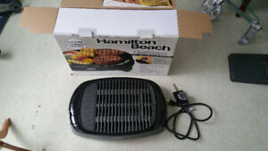 Hamilton Beach Indoor/Outdoor Grill