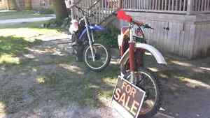 84 and 83 yz125s London Ontario image 3