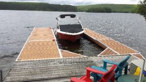 ALUMINUM DOCKS, TAX FREE , LIMITED TIME, ,