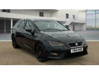 2014 SEAT Leon 2.0 TDI 184 FR 5dr [Technology Pack] ++ HALF LEATHER / SAT NAV ++