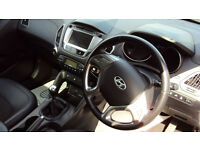 2010 Hyundai ix35 2.0CRDi 16v ( 4WD ) Premium