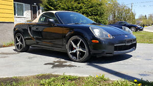 2001 Toyota MR2 Cabriolet