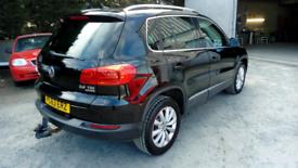 2014 Vw Tiguam TDi Match 4 Motion MOT 22/12/21 2Keys Nice Car