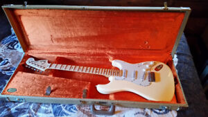 Yngwie Malmsteen Signature Fender Stratocaster
