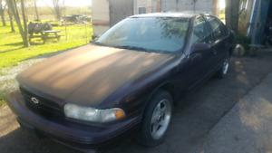 1995 Impala SS