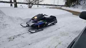 Looking to trade my sled for a kitty cat/mini z or a 91-93 plus