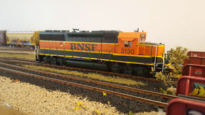 HO scale locomotive DCC & Sound