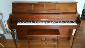 Gerhard Heintzman Piano Free to Good Home