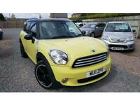 MINI Countryman Cooper D with over 7000 of extras ! Manual Hatchback Diesel Manu