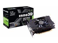 Inno3d GTX 1060 6GB Compact (Used) (Working)
