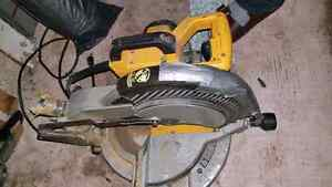 Dewalt saw Peterborough Peterborough Area image 3