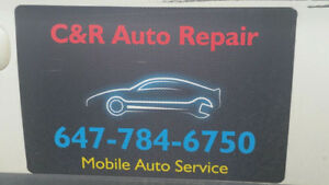.Mobile Car repair service by Mechanic with 17 years experience