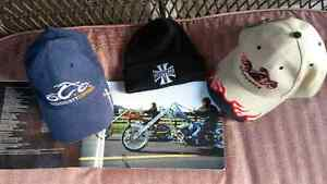 Orange County Choppers items $20 Book & hats. London Ontario image 2