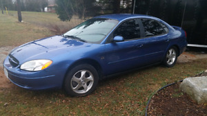 Ford Taurus... Want it gone!