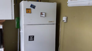 Looking for working fridge