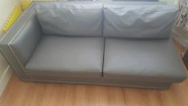 REDUCE leather sofa