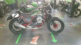 2011 Moto Guzzi V7 Racer - #443 Ltd Edition Motorcycle