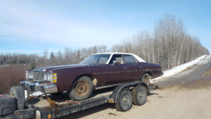 1977 ford ltd custom 500 parts