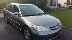2005 Honda Civic SI Berline