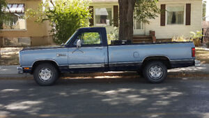 1986 Dodge Other Pickups Other