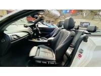 2016 BMW 2 Series 2.0 218d M Sport (s/s) 2dr Convertible Diesel Manual