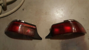 1995-1997 Mercury Grand Marquis tail lights