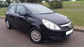 2008 Vauxhall Corsa 1.3CDTi 16v ( 75ps ) ( a/c ) 5 door, Life, VERY CLEAN