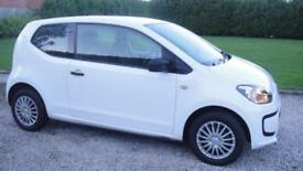 Volkswagen up! 1.0 ( 60ps ) 2013MY Take Up £20 A YEAR ROAD TAX - VERY GOOD MPG