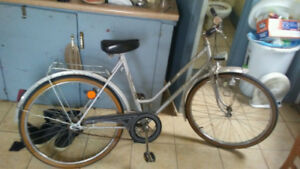 Evans and Colson 1954 Commander Bicycle